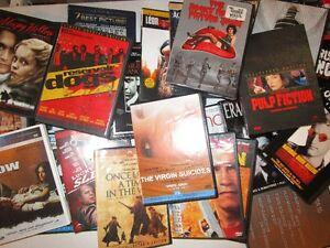 Lot de films en DVD