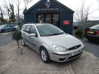 Ford Focus 1.6 LX (aluminium/silver) 2003