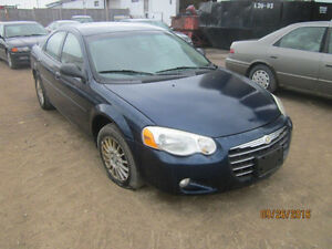 JUST IN FOR PARTS! 2005 CHRYSLER SEBRING @ PICNSAVE!