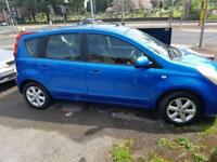 Nissan Note 1.4 16v SE 2006 px as is to clear good reliable car