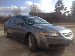 2006 Acura TL with Navigation