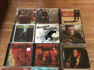 cd's for sale ,trade
