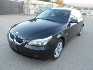 2006 BMW 5-Series 525Xi Auto Fully Loaded 131000 KMS