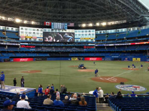 Jays vs Tampa Friday-Single seat behind home, best offer gets em