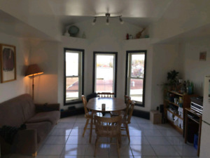 1 Rm For Rent in Bright, Spacious 4 Bdrm Flat *Amazing Location*