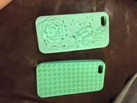 iPhone 5 or 5s gel cases