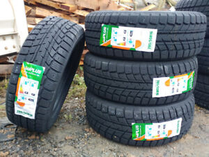 New 205/55R16 $300 for 4, 205/60R16 $340 for 4, winter STUDDABLE