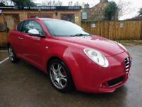 **NEW YEAR SALE**2009 ALFA ROMEO MITO 1.4TB 155 BHP VELOCE IN RED