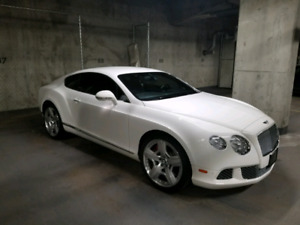2012 Bentley GT Mint Condition Bitcoin Accepted Only