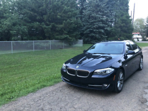 2013 BMW 535i xdrive Low kms