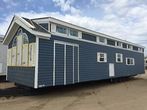 2017 Kropf 2 bed park model available now!