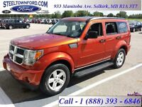"2007 Dodge Nitro ""SLT 4X4 LTHR/MOONROOF""   - $111.38 b/w*"
