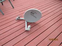 Satelllite Dish Bell