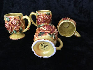"Vintage (1950s +) ""ROYAL BOUQUET"" by Unicorn, Coffee Set Cambridge Kitchener Area image 10"