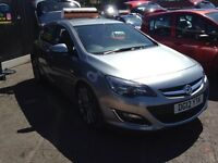 Astra xline low miles FSH