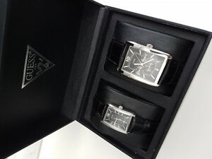 His and hers guess watch