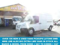 2014 14 FORD TRANSIT 350 LWB 2.2 350 H/R LWB 125 BHP 2014/14 REG 1 OWNER LOW MLS