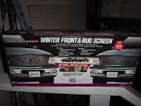 1998 Ford Windstar Winterfront/bug screen combo