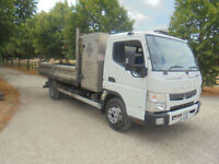 Mitsubishi Canter 7,5 tonne tipper
