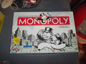 2004 Monopoly Board Game