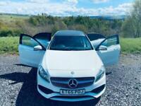 2016 Mercedes-Benz A-CLASS 2.1 A 200 D AMG LINE 5d 134 BHP Hatchback Diesel Semi