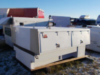 USED  8' Long Box Boden Service Body Red Deer Alberta Preview