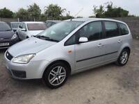 FORD FOCUS C-MAX 2005 1.8 MY ZETEC PETROL - MANUAL - RECENTLY SERVICED