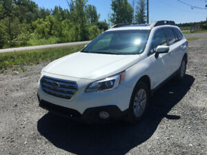Subaru Outback limited 6 vitesses