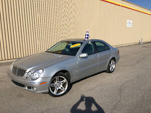2005 MERCEDES E320 CDI *** DIESEL TURBO ***