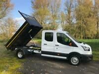 brand new, twin rear wheel, rear wheel drive with air con, due mid March