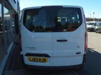 2013 Ford TRANSIT CUSTOM 310 TDCI KOMBI MINIBUS *9 SEATER* Manual Crew Van