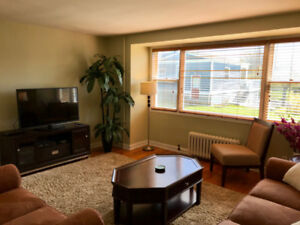 Fully Furnished Apartment for Rent in City Center! Heat included
