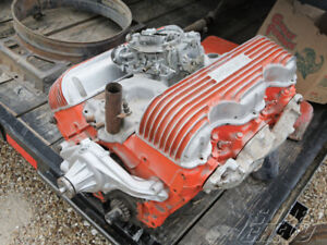 348/409 Chev Engine and Parts, Wanted