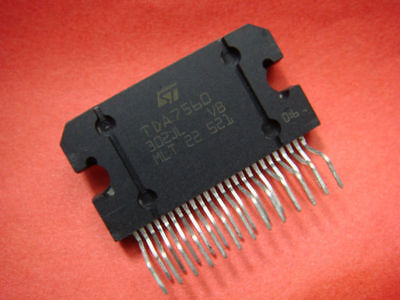 4pcs Tda7560 Radio Amplifier Ics New A119