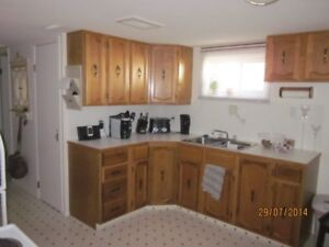 Bright 1 Bedroom B/Suite F/A & WIFI for May 1st