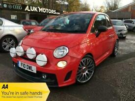 image for 2011 Abarth 500 VIDEO ON REQUEST!! ABARTH FERRARI TRIBUTO RARE HATCHBACK Petrol