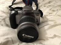 Canon Rebel T2 35 MM Argentique