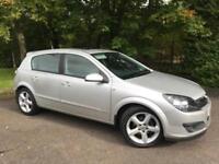 2005 Vauxhall Astra 1.7 CDTi 16v SRi Hatchback 5dr Diesel Manual (138 g/km,