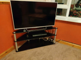 TV table mount