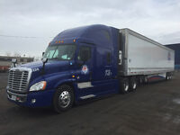 CLASS 1 -  TRUCK DRIVERS NEEDED