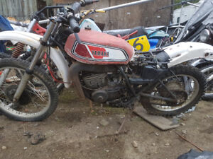 Project Motorcycles parts or rebuild manuals, Yamaha Kawasaki