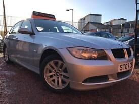 *IMMACULATE EXAMPLE*12 MTHS WARRANTY*1 OWNER*12 MTHS MOT*2007(07)BMW 318 SE 4DR*