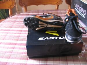 Easton Baseball Cleats - size 4 youth