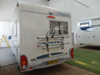ADRIA CORAL 650SP / LOW PROFILE / 18237 MILES / 4 BERTH / SORRY NOW SOLD