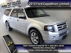 2010 Ford Expedition Max Limited   - Leather Seats -  Cooled Sea