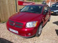 2007 Dodge Caliber 2.0 CVT SXT Sport - Dual Fuel LPG/Petrol, Cheap to Run