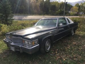 Price REDUCED $2000 - 1978 Cadillac Coupe DeVille d'Elegance