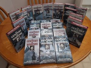Century of Warfare Series - VHS