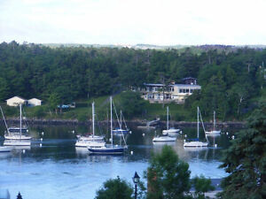 INCOME PROPERTY OVERLOOKS HALIFAX HARBOUR