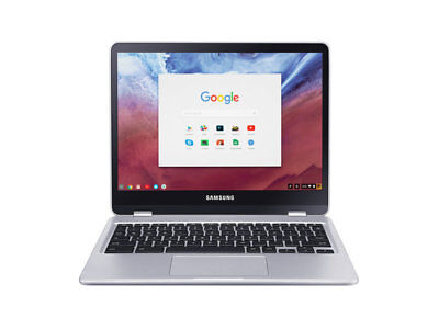 "NIB Samsung Chromebook Plus 12.3"" Laptop Tablet Convertible Touchscreen Google"